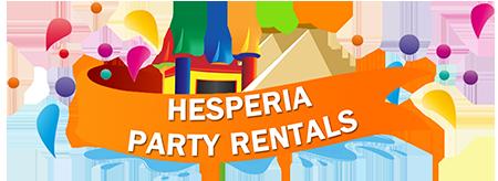 HESPERIA PARTY RENTALS